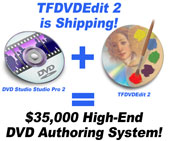 DVDAfterEdit started out as TFDVDEdit