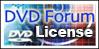 DVD Forum License