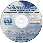 DVD Studio Pro Scripting Engine